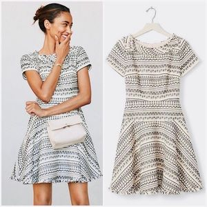 NWT Banana Republic Jacquard Dress